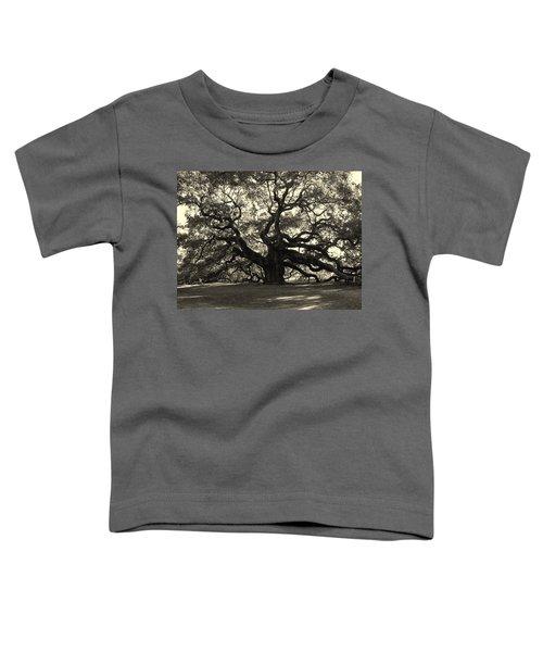 The Angel Oak Toddler T-Shirt