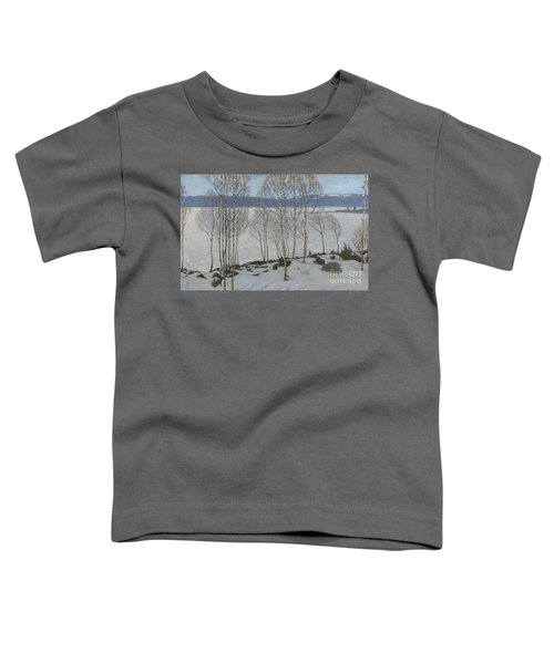 The Approach Of Spring, 1903 Toddler T-Shirt