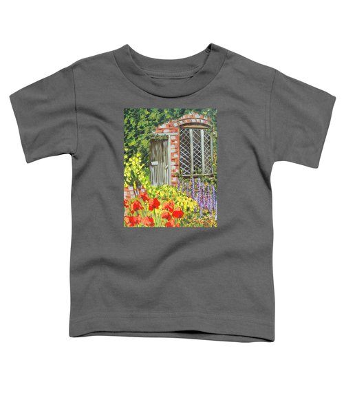 The Artist's Cottage Toddler T-Shirt