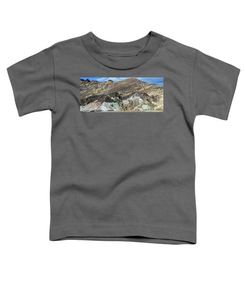 The Artists Palette Death Valley National Park Toddler T-Shirt