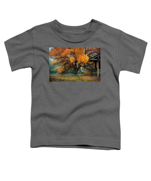 The Autumn Tree Toddler T-Shirt