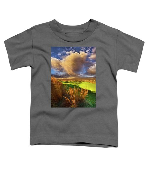 The Back Nine Toddler T-Shirt