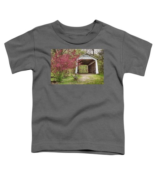The Beeson Covered Bridge Toddler T-Shirt
