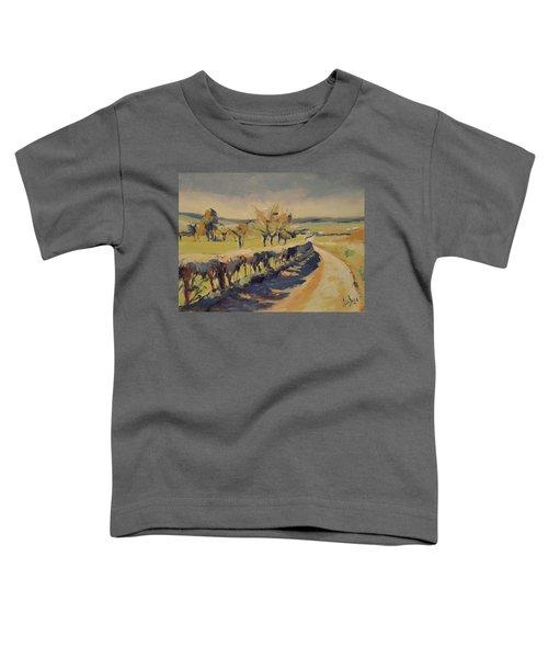 The Bellet Orchard Toddler T-Shirt