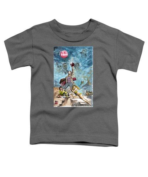 The Big Lebowski Toddler T-Shirt