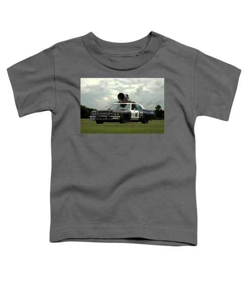 The Bluesmobile Toddler T-Shirt