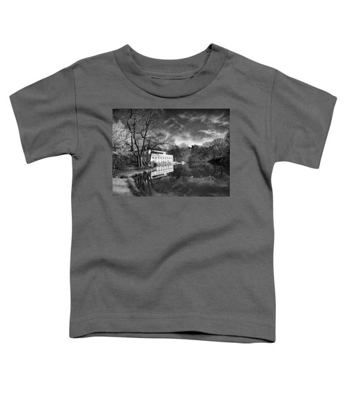 The Boathouse Of Prospect Park II Toddler T-Shirt