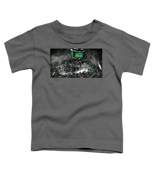 The Boston Celtics 2008 Nba Finals Toddler T-Shirt