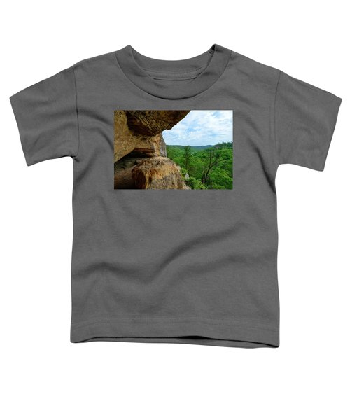 The Boulders Edge Toddler T-Shirt