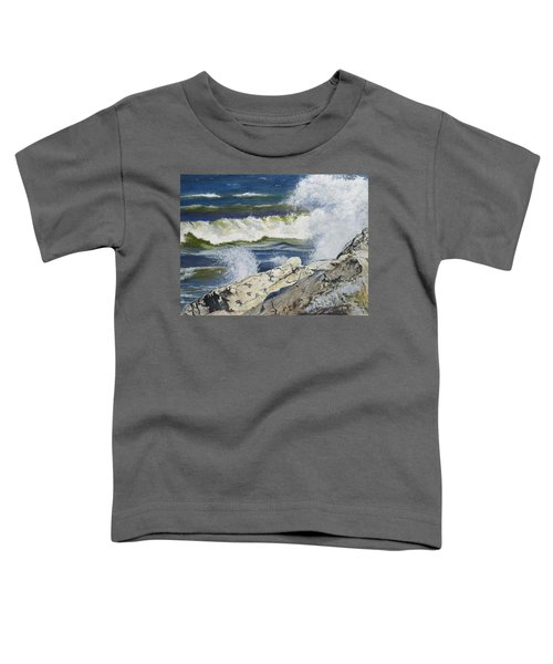 The Break Toddler T-Shirt