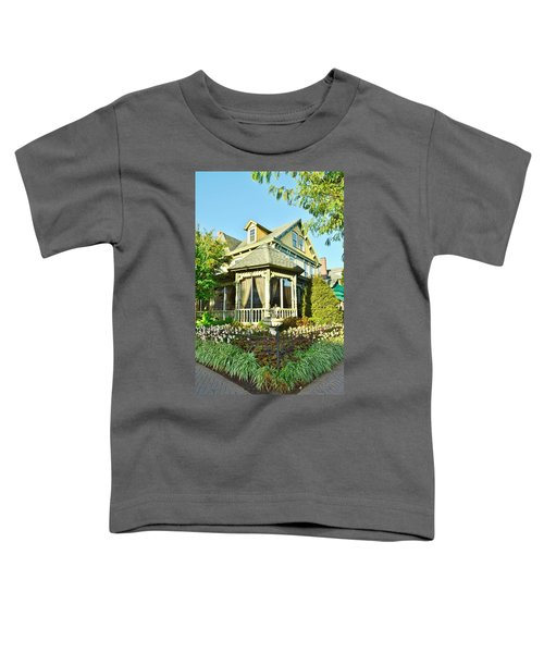 The Buttery Restaurant In Lewes Delaware Toddler T-Shirt