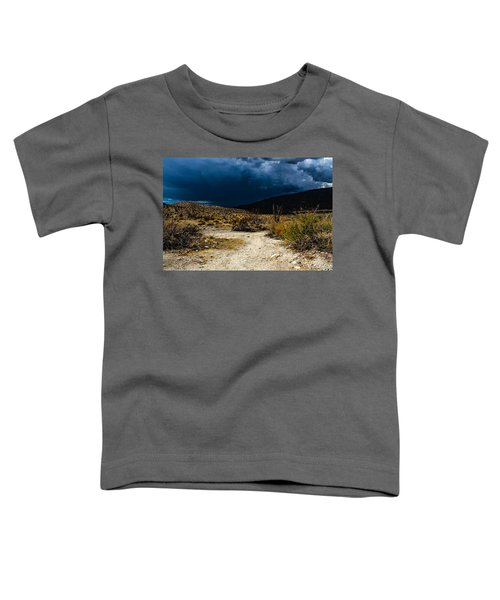The Calm Before Toddler T-Shirt
