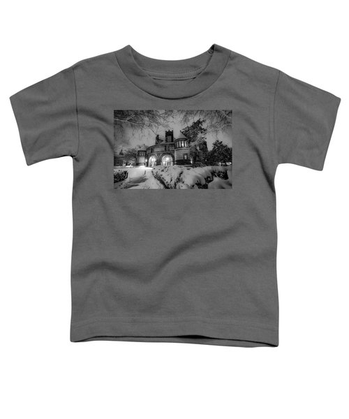 The Castle Toddler T-Shirt