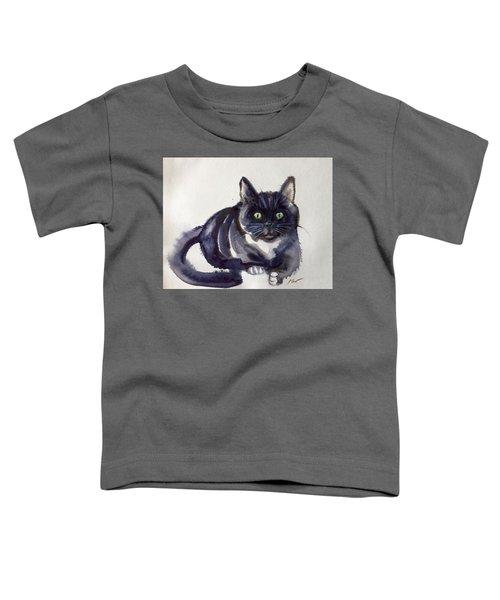 The Cat 8 Toddler T-Shirt