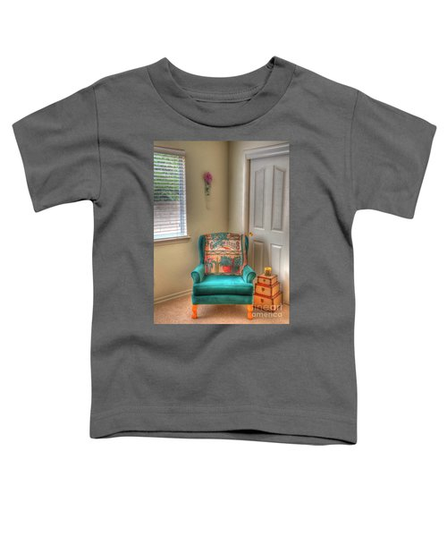 The Chair Toddler T-Shirt