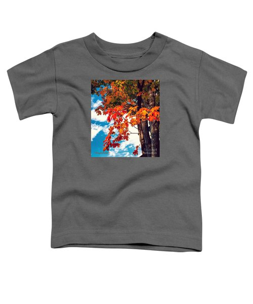 The  Changing  Toddler T-Shirt