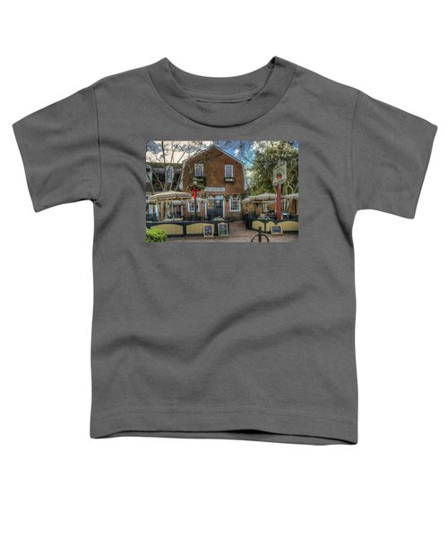 The Cheese Shop Toddler T-Shirt