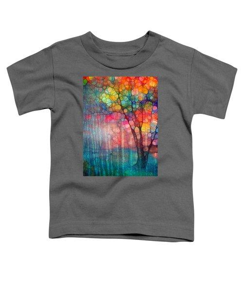 The Circus Tree Toddler T-Shirt
