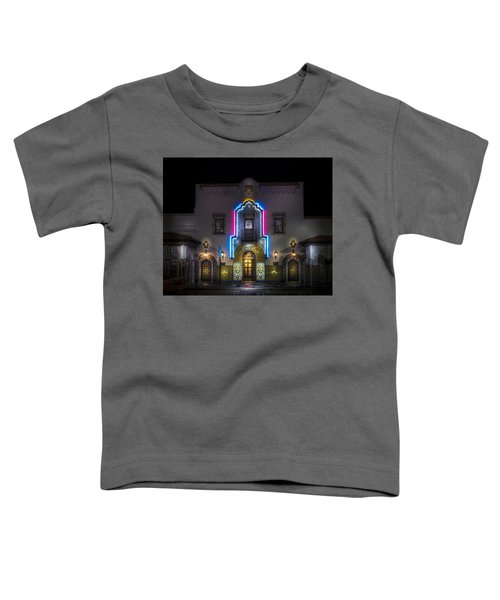 The Columbia Restaurant Toddler T-Shirt