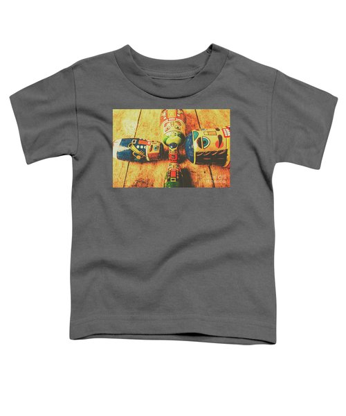 The Command Centre Toddler T-Shirt