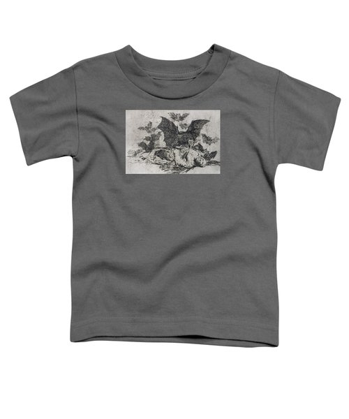 The Consequences Toddler T-Shirt by Goya