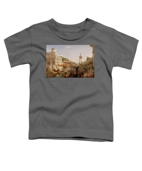 The Consummation The Course Of The Empire  Toddler T-Shirt
