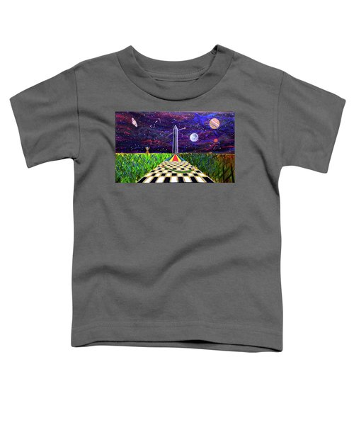 The Cooornfffield Toddler T-Shirt