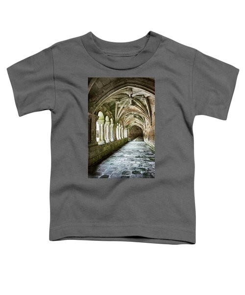 The Corridors Of The Monastery Toddler T-Shirt