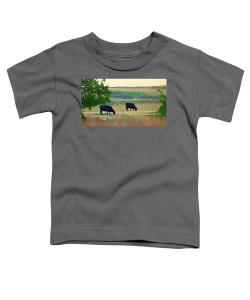 The Cows Next Door Toddler T-Shirt