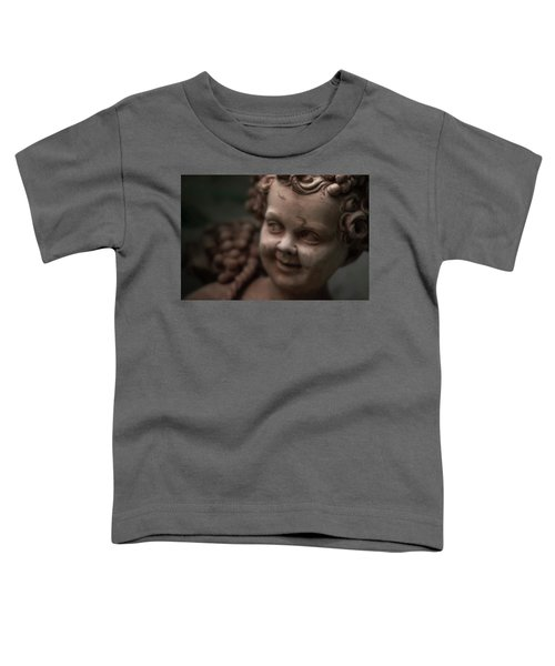 The Creepy Statue Toddler T-Shirt