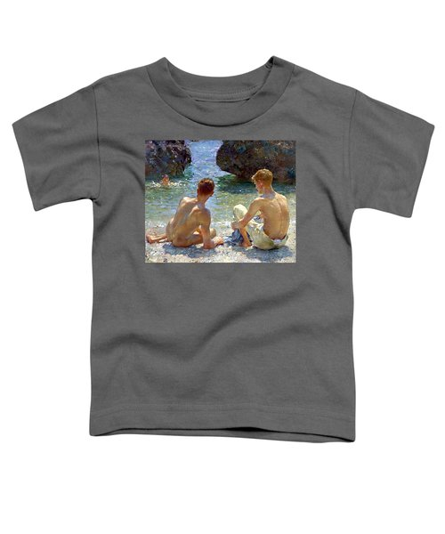 The Critics Toddler T-Shirt