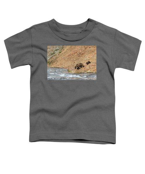 The Danger Has Passed Toddler T-Shirt