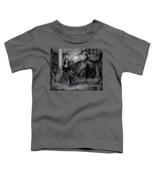 The Dark Caster Comes Toddler T-Shirt