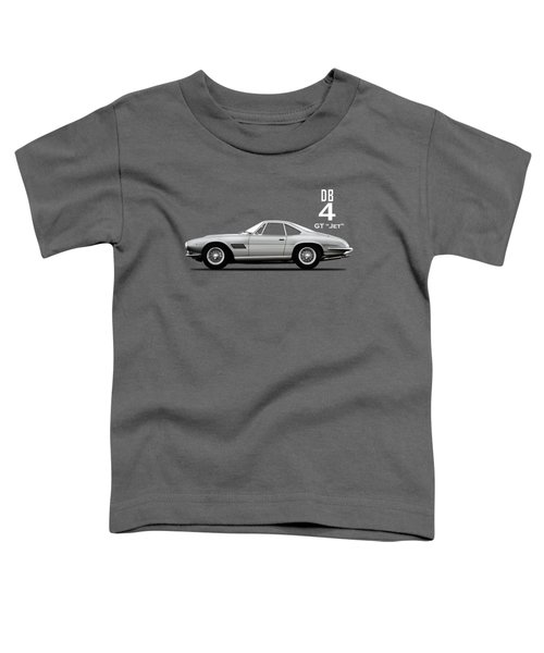 The Db4gt Jet Toddler T-Shirt
