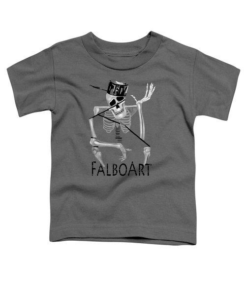 The Dead In Christ Pot Head Toddler T-Shirt