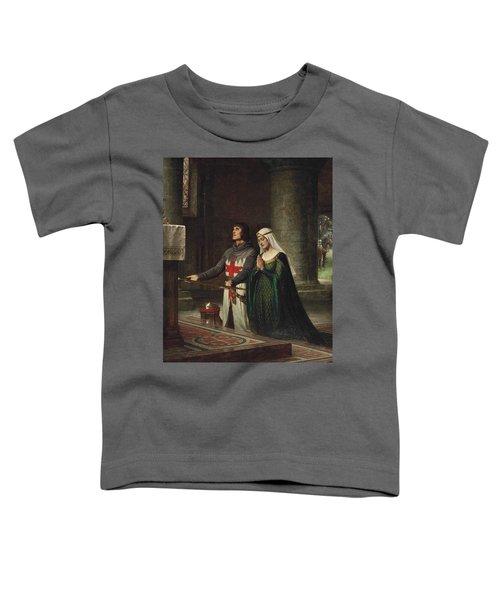 The Dedication Toddler T-Shirt