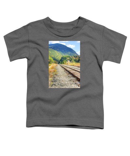 The Disappearing Railroad Toddler T-Shirt