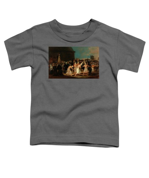 A Procession Of Flagellants Toddler T-Shirt