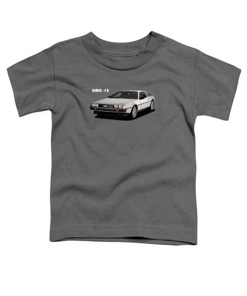 The Dmc-12 Toddler T-Shirt