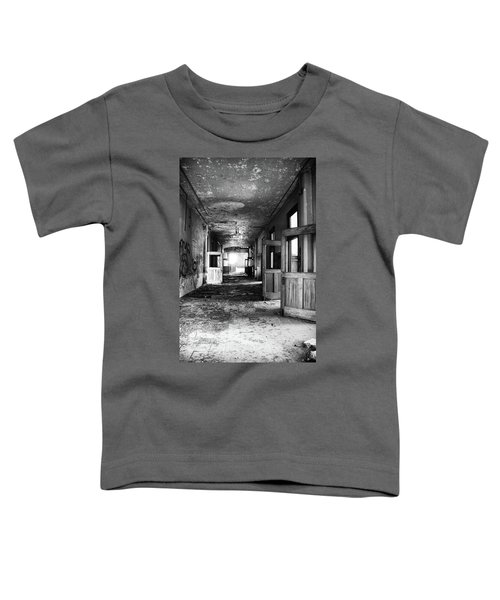 The Doors Are Open Toddler T-Shirt