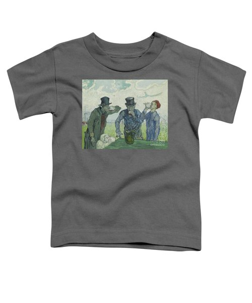 The Drinkers Toddler T-Shirt