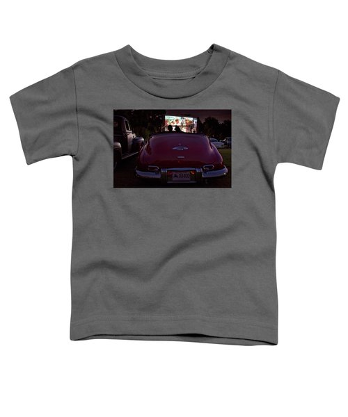 The Drive- In Toddler T-Shirt