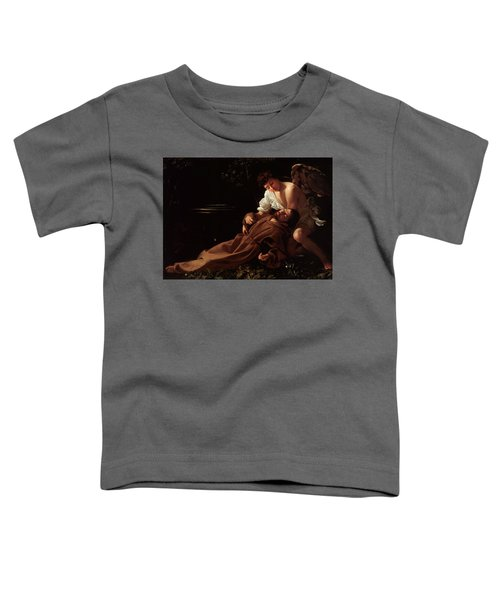 The Ecstacy Of Saint Francis Of Assisi Toddler T-Shirt