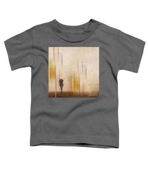 The Edge Of Autumn Toddler T-Shirt