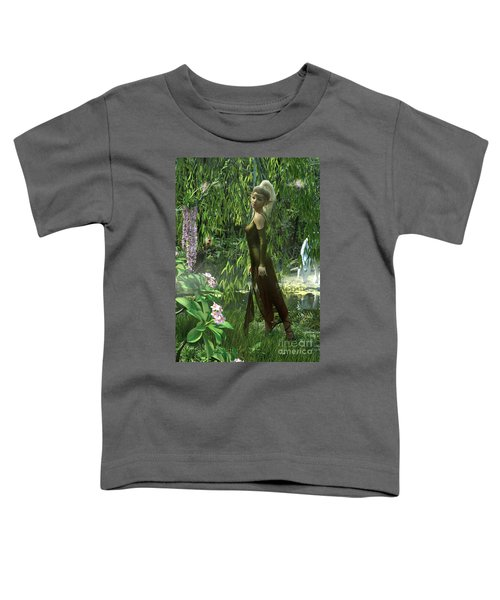 The Elven Realm Toddler T-Shirt