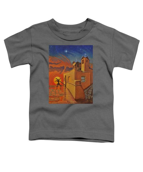 The Emancipation Of Christ Toddler T-Shirt