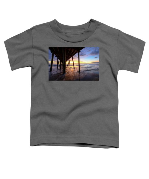 The Enchanted Pier Toddler T-Shirt