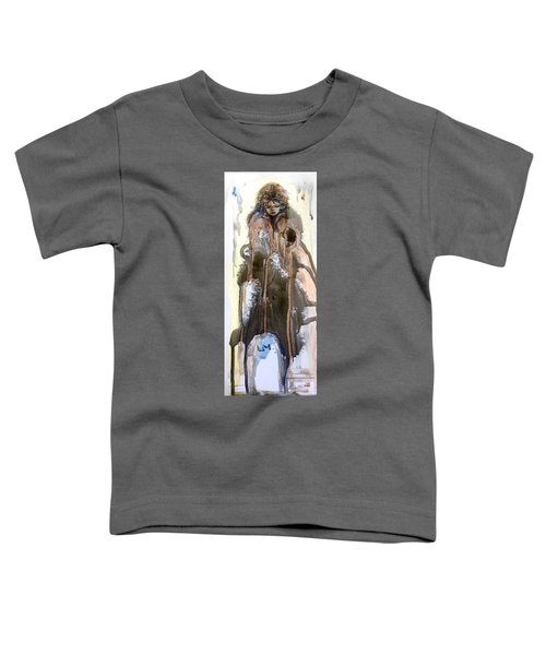 The End Of The Tears Toddler T-Shirt