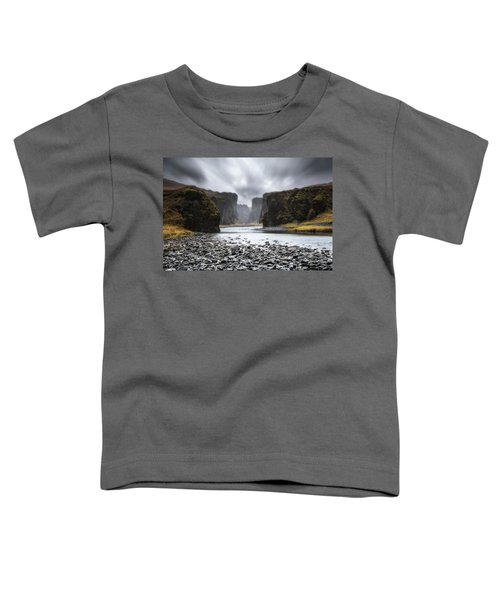 The Entrance Toddler T-Shirt