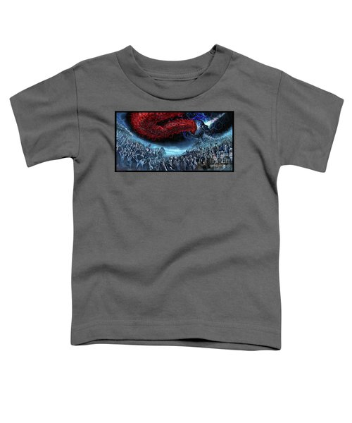 The Essence Of Time Matches No Flesh Toddler T-Shirt